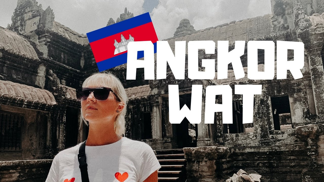 MISSING Sunrise at Angkor Wat, Cambodia!?! It's TOTALLY worth it!!!!!