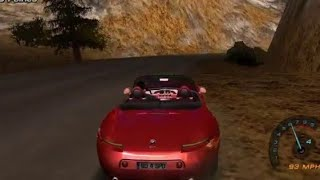 Need For Speed Hot Pursuit 2 Championship II Alpine Trail Z8