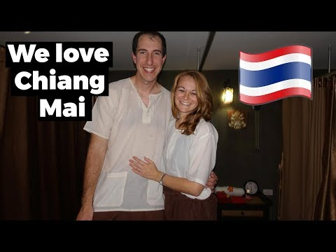 Chiang Mai: Thai Massages, Night Markets & Friends