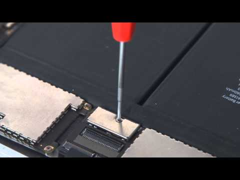 Repair Demo - Battery Isolation Tool for iPad