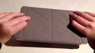 Gambar cover Review: Moshi Versacover For iPad Mini!