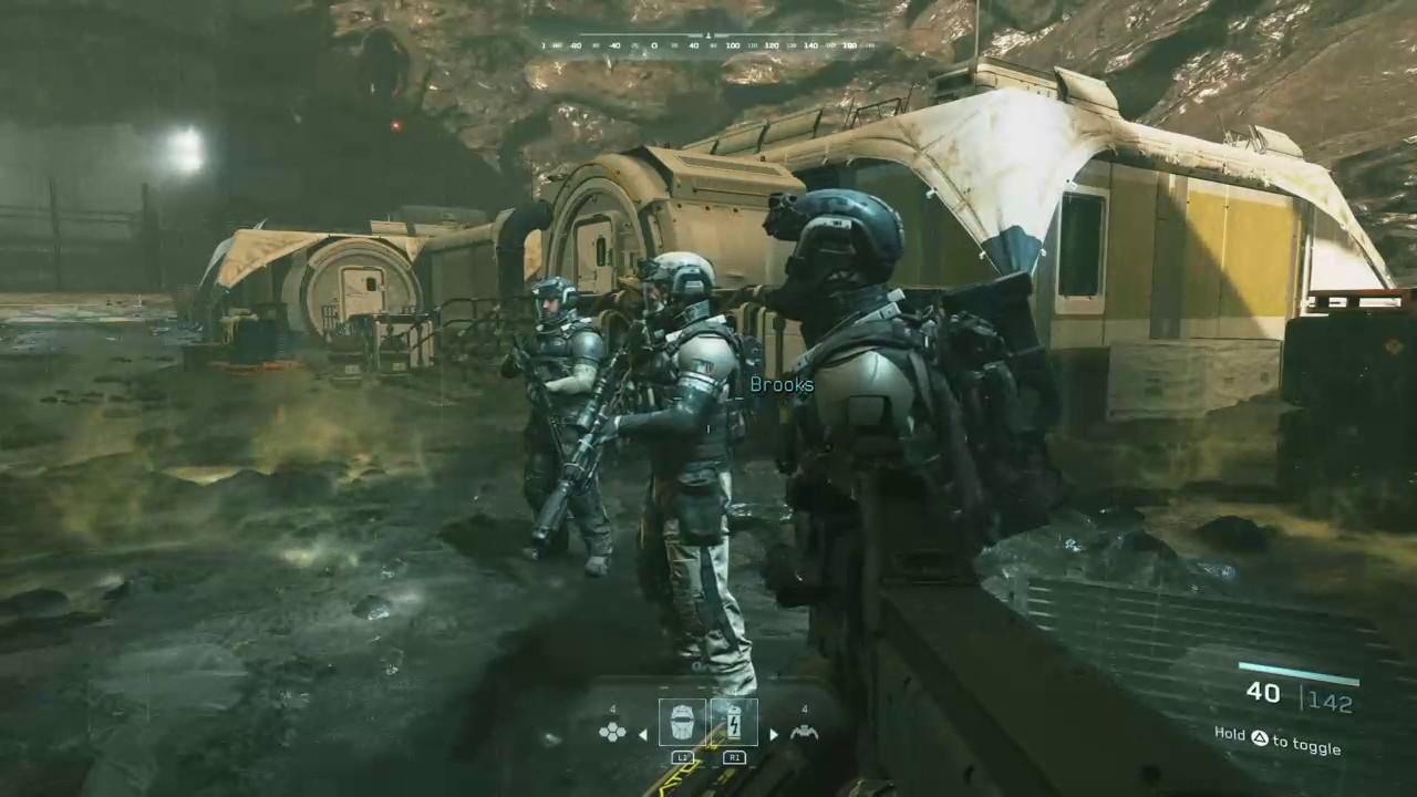 CALL OF DUTY Infinite Warfare Walkthrough - Part 12