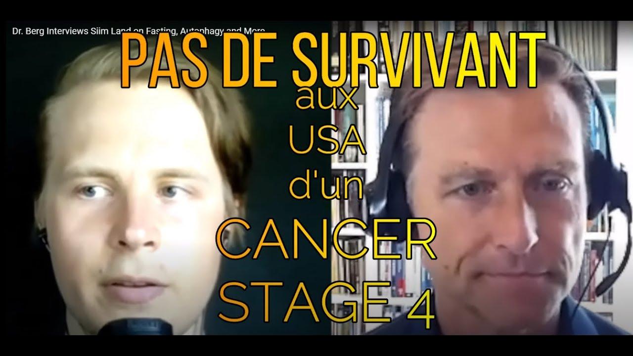 Eric Berg & Siim Land: Parfaite Comprehension du Protocole ANTI-CANCER qui m'a guéri d'un Stade 4 !