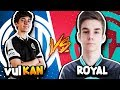 PRO vs PRO | Vulkan vs Royal | WORLD'S BEST PLAYERS FACE OFF!