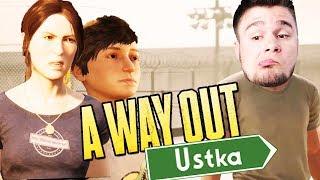 ODWIEDZAMY JESSICĘ CROSS I WALDKA! | A Way Out [#6] (With: Dobrodziej)