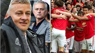 Man Utd beating Chelsea hints Mourinho got one decision wrong - but Solskjaer can benefit- transf...