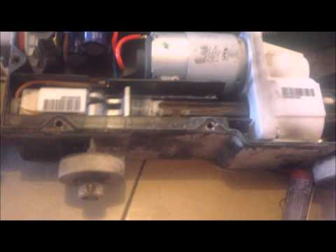 Electronic parking brake repair - Part 1
