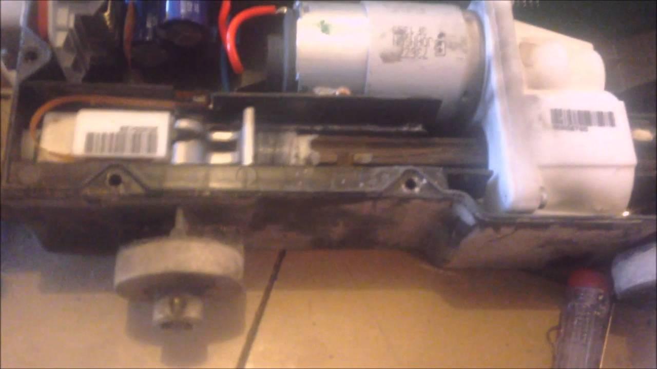 Electronic parking brake repair - Part 1 - YouTube
