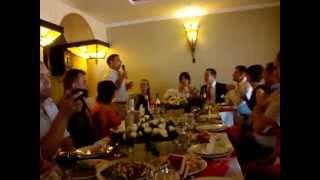 Марабелька. Речь папы на свадьбе