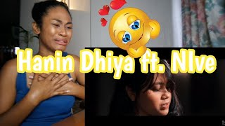 Cover images Hanin Dhiya feat NIve - Where Is The Love | Reaction
