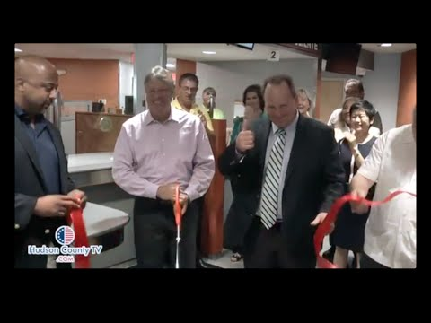 Bayonne PSE&G upgrades unveiled at ribbon cutting ceremony