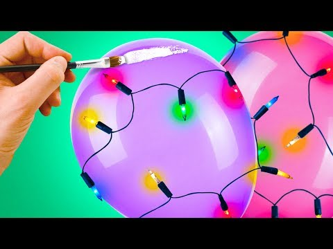 22 MAGIC DIY LIGHTS FOR YOUR HOME