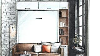 Мту Мебель трансформер диван,зеркало гладильная доска,стеллаж +3м2 Киев купить цена(http://3m2.com.ua/ Мту Мебель трансформер диван,зеркало гладильная доска,стеллаж +3м2 Киев купить цена - организация..., 2016-11-07T20:33:43.000Z)
