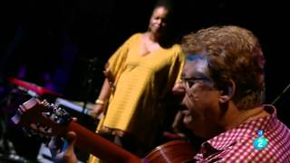 Dianne Reeves & Romero Lubambo   Our love is here to stay   2015 Festival de Jazz de San Javier