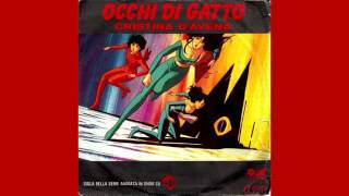 Occhi di Gatto - Sigla Originale - Cristina D'Avena