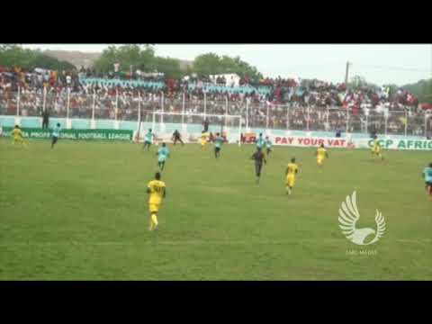 NIGER TORNADOES VS KWARA UTD -...