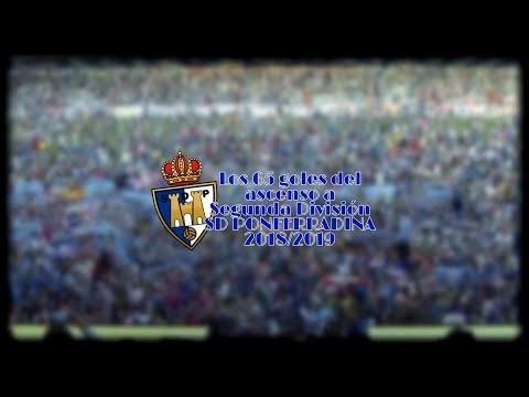 Los 65 goles del Ascenso a Segunda División - SD Ponferradina - 2018/19