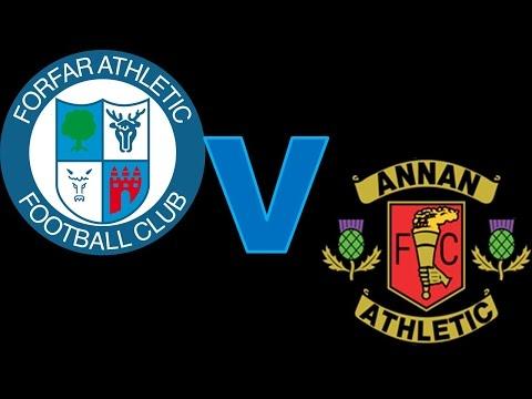 13-05-17 Forfar Athletic v Annan Athletic