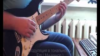Phantom of the opera Призрак Оперы на гитаре