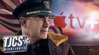Tom Hanks War Film GREYHOUND Moves To Apple TV+