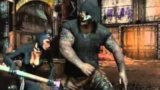 Arkham City - Женщина-Кошка Трейлер от 1С.