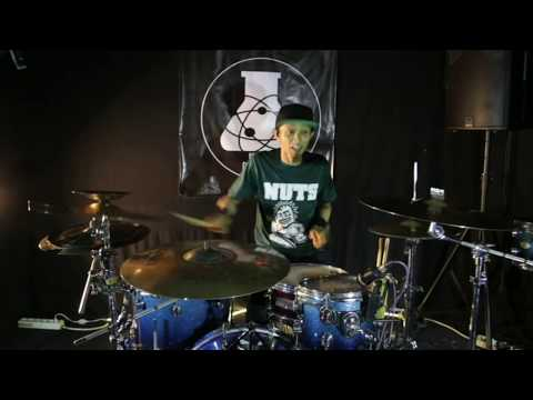 BAUZ - AFTERCOMA - JELAGA - DRUM PLAYTHROUGH