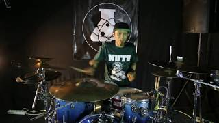 Download Lagu BAUZ - AFTERCOMA - JELAGA - DRUM PLAYTHROUGH mp3