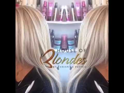 The House Of Blondes by Christina Payton