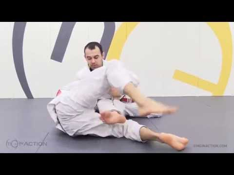 Marcelo Garcia Shutting Down De La Riva/Berimbolo Counter