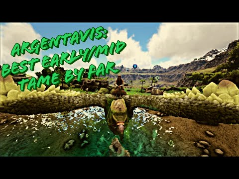 ARGENTAVIS: ULTIMATE EARLY TO LATE GAME TAME!!!