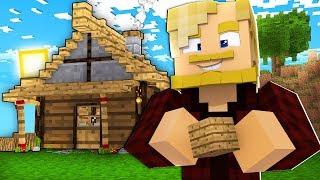 MÓJ PIERWSZY DOM! I Minecraft #2