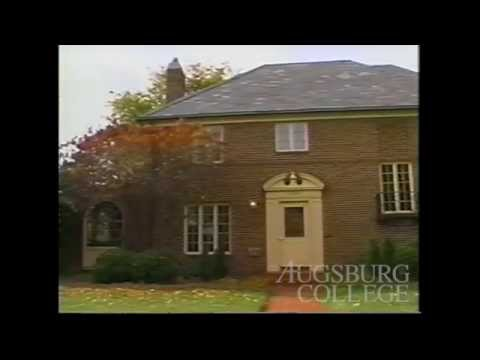 Augsburg House tour