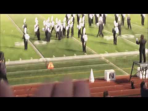 Novi High School Marching Band 2018 Ornamental