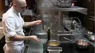 Aquila Prepares Pasta At Aurora At Altira Macau