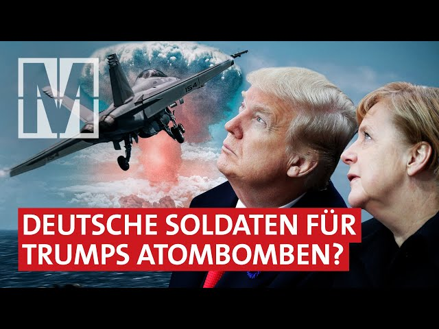 Nukleare Aufrüstung: Deutschlands Teilhabe bei Atomkriegen
