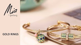 Gold Rings: Mia by Tanishq