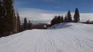 Skiing in Colorado - Vail Ski Resort in Colorado - 12/01/2013