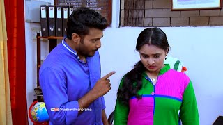 Ponnambili | Can Asha refuce Sreeram? | Mazhavil Manorama