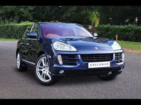 2007 57 porsche cayenne 4 8s youtube. Black Bedroom Furniture Sets. Home Design Ideas