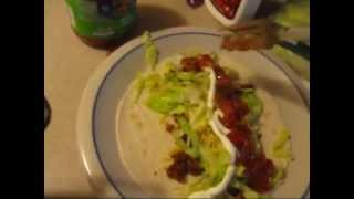 Quick And Easy Tacos!! Sunday Dinner! #8, Woo Hoo!