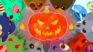Mope.io Halloween Update! Хэллоуин 2018 в mope io
