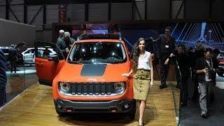 [Salon de l'auto à Genève] Edition du 15 mars - Jeep Renegade, Polo Volkswagen
