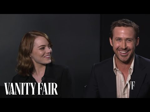 What Do Amy Adams & Joseph Gordon-Levitt Hear When They Walk Down The Street? | Vanity Fair