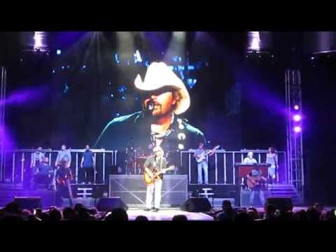Toby Keith  ~God Love Her~ 2015