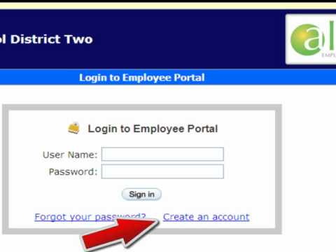 How to Register for a MyHR Employee Portal Account