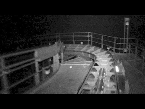 Space Mountain - Night Vision (HD POV : Full Ride) - Disneyland Resort California