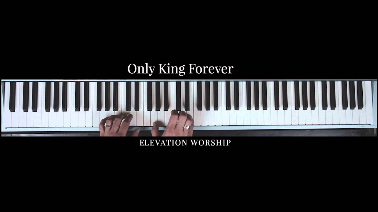 Only king forever official keys tutorial youtube only king forever official keys tutorial youtube hexwebz Images
