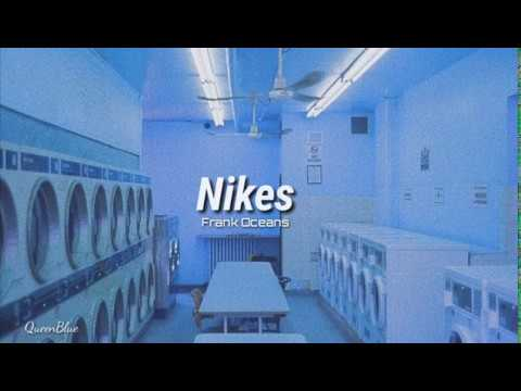 Frank Ocean//Nikes Lyrics