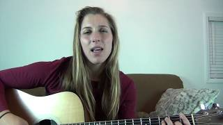 """""""Bad At Love""""   Halsey Cover by Brittany Davis"""