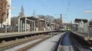 TW6000  Stadtbahn oder Straßenbahn in Hannover - Tram - Villamos - Germany